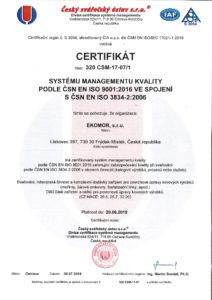 thumbnail of Certifikát svařování kovů